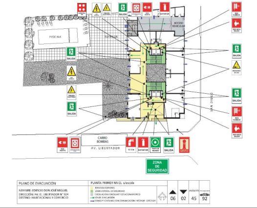plano emergencia